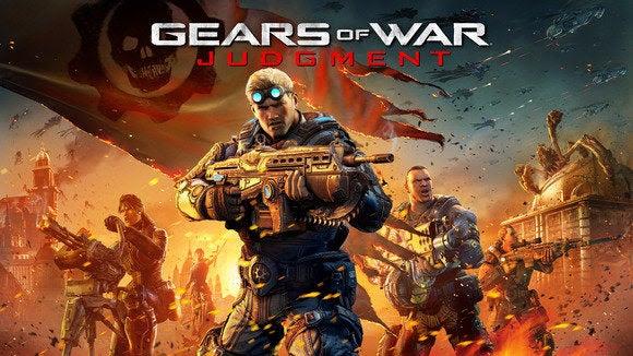 Gears of War Julgamento