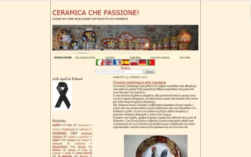 Ceramica Che Passione
