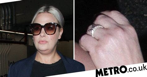 lisa armstrong brushes  ant mcpartlin heartache