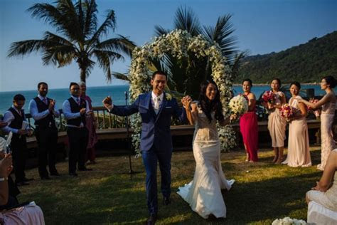 Destination Wedding at InterContinental Danang Sun