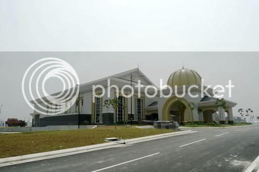 image001 Gambar Menarik   Gambar Istana Negara Baru Di Jalan Duta