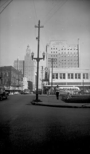 city street negative