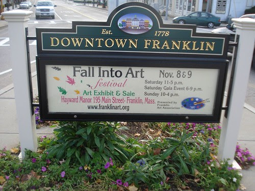 Fall Into Art - Nov 8 & 9