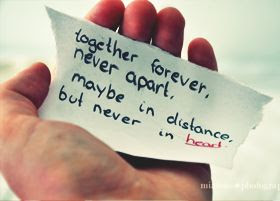 Deep Love Long Distance Relationship Quotes Deep Love Quotes About