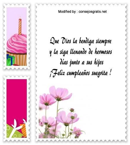 Frases Bonitas De Cumpleaños Para Mi Nuera