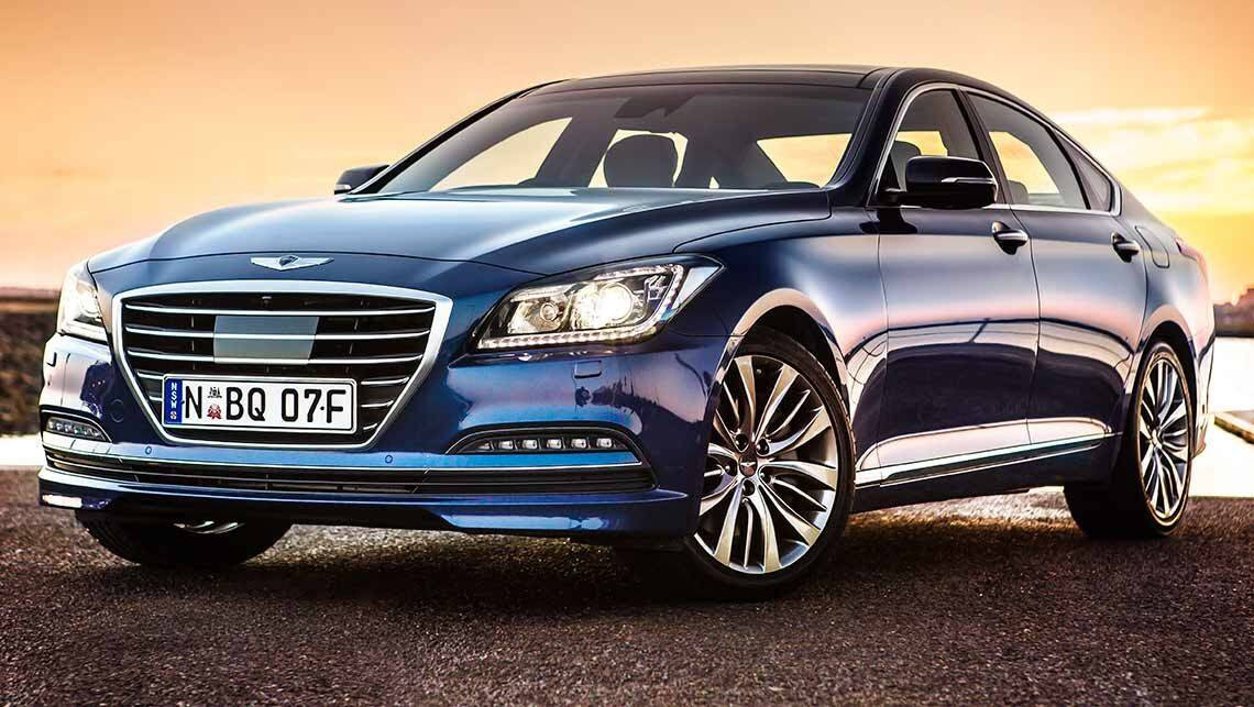 2015 Hyundai Genesis  new car sales price Car News  CarsGuide