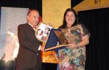 Κορφιάτικα 2014: Το βραβείο καλύτερης ηθοποιού στη διακριθείσα Ελισσάβετ Κωνσταντινίδη