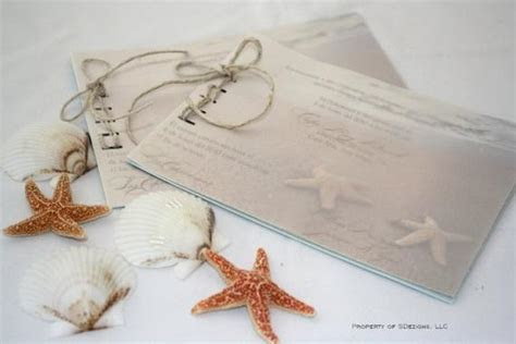 Beach Wedding Invitations / Destination Wedding Invitation