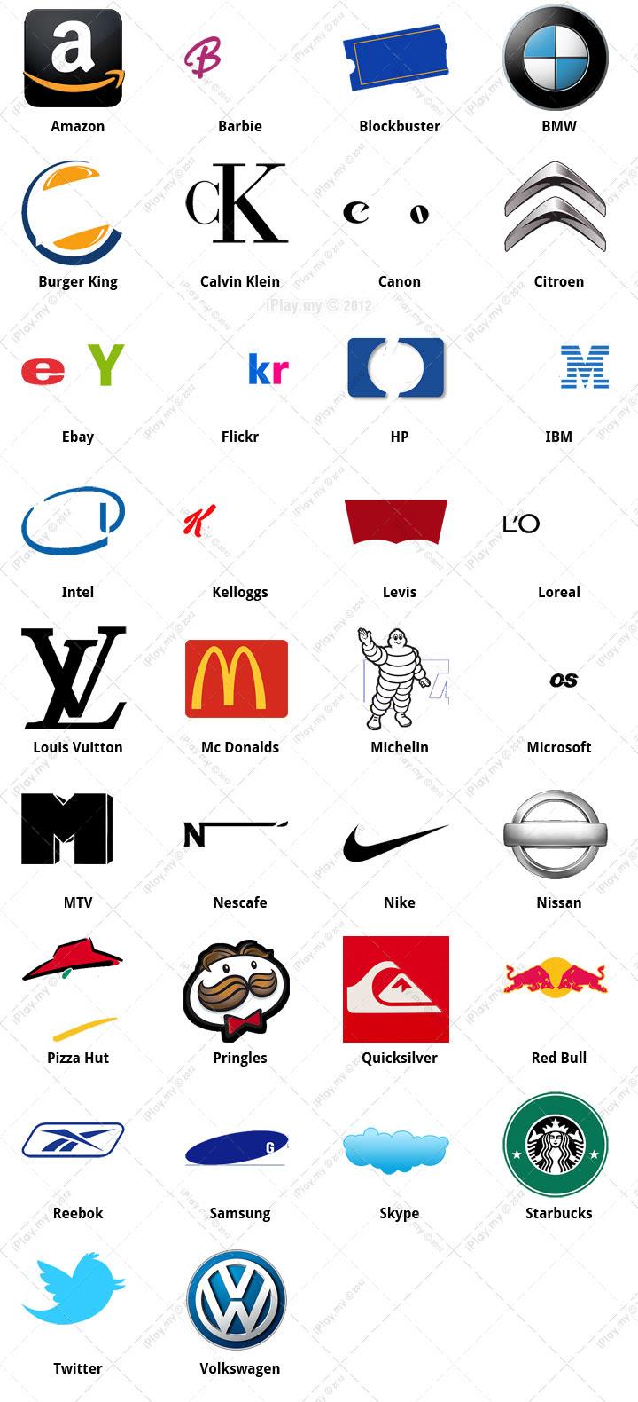 ответы на квиз лого квиз ответы с картинками напоминает