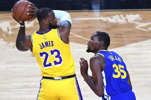 c2742fefc LeBron James Confident Franchise s Desire To  Win Big  Is Strong Lakers  Free Agency Pitch