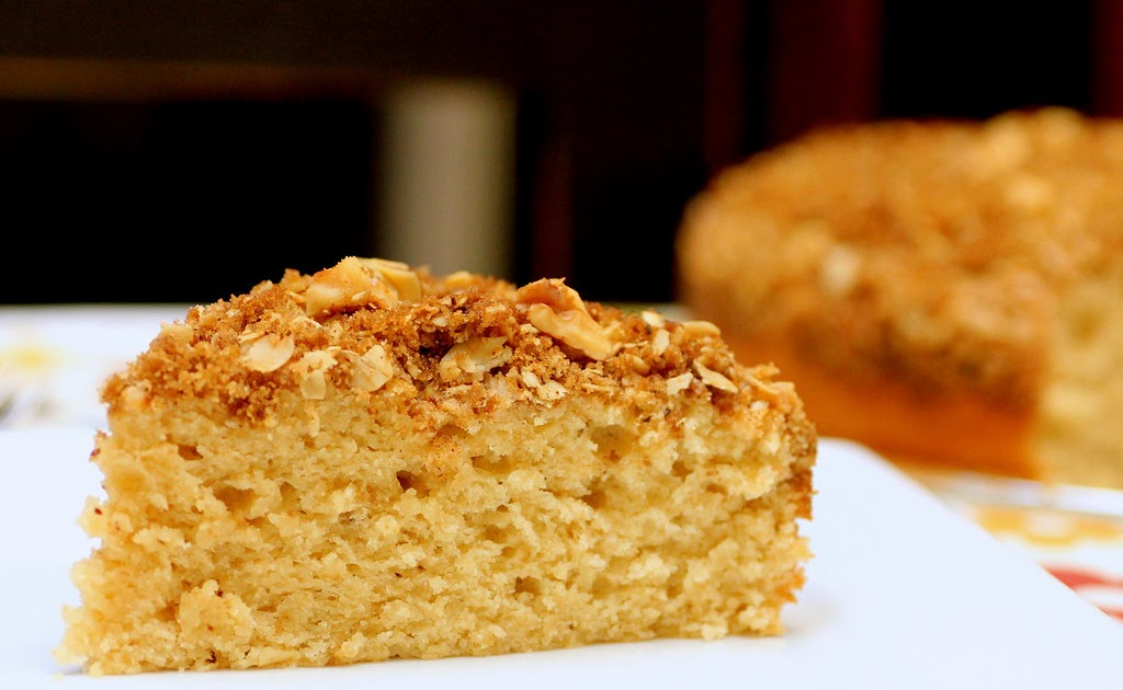 Cooking Light Sour Cream Coffee Cake