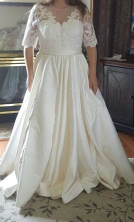 Other Coco Melody (Custom Made) Wedding Dress   New (Un