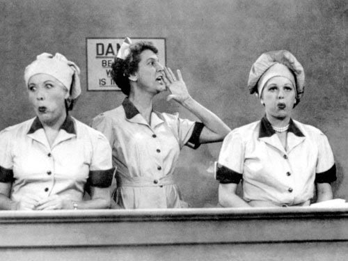 I LOVE LUCY (1952)