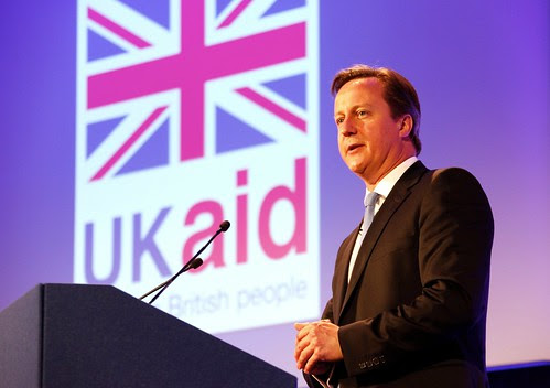 Prime Minister David Cameron, speaking at the London Summit on Family Planning