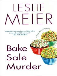 Bake Sale Murder by Leslie Meier