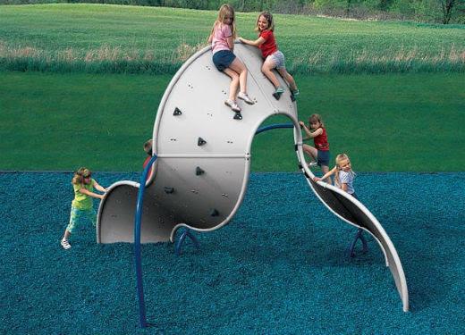 Escaleras Mobius 8 maravillosos parques infantiles del futuro
