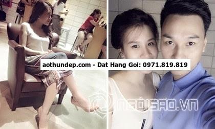 Bạn gái Thành Trung rạng rỡ với đồng phục Vietnam Airlines - Ngôi