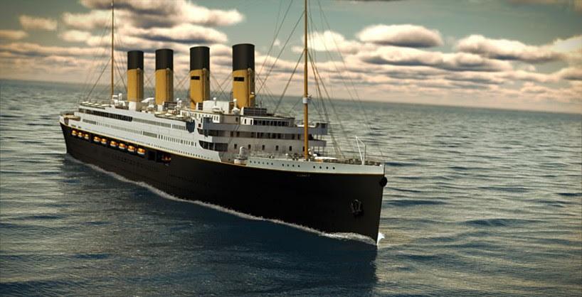 Titanic II (Foto: Divulgação)