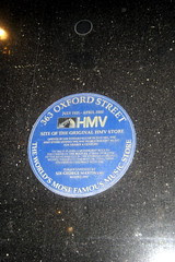UK - London: Oxford Street - Site of Original ...