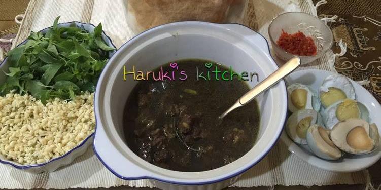 Resep Rawon Demit Oleh Haruki's Kitchen