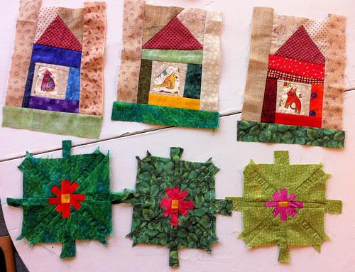 free -sew blocks :: frisømsblokker