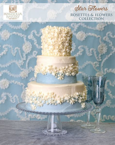 Tiered Wedding Cakes are now available at Magnolia Bakery