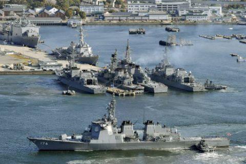 chiến hạm, hải quân, Hoa Đông, Trung Quốc, Nhật Bản, Senkaku, Điếu Ngư, ADIZ
