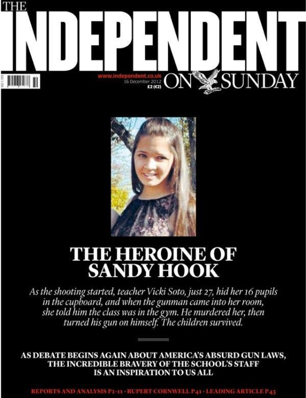 the independent sandy hook victoria soto