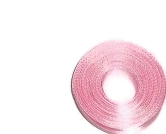 "Destash Pink Ribbon...7/8"" X 12 yards - ThisandThatCrafter"