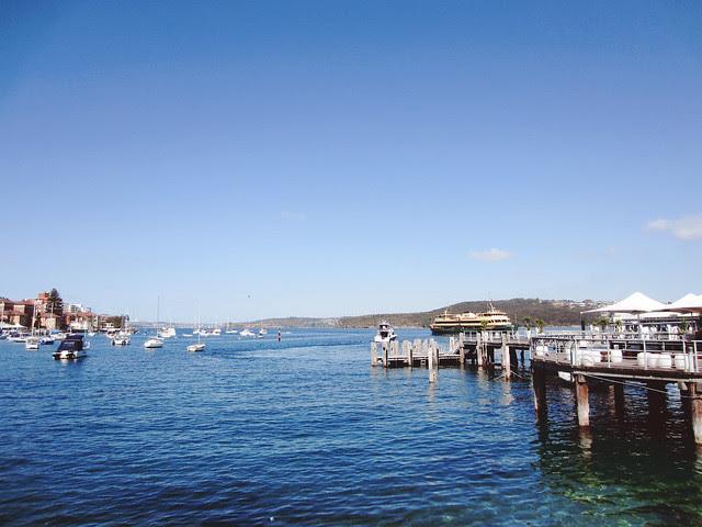 Manly Wharf 1