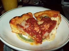 Chicago Deep Dish pizza, new recipe