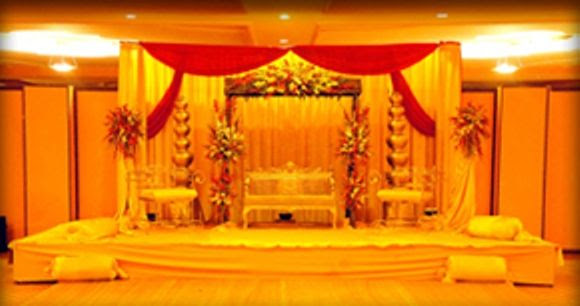 Pakistani Wedding Stage Decoration as with new trend and ...
