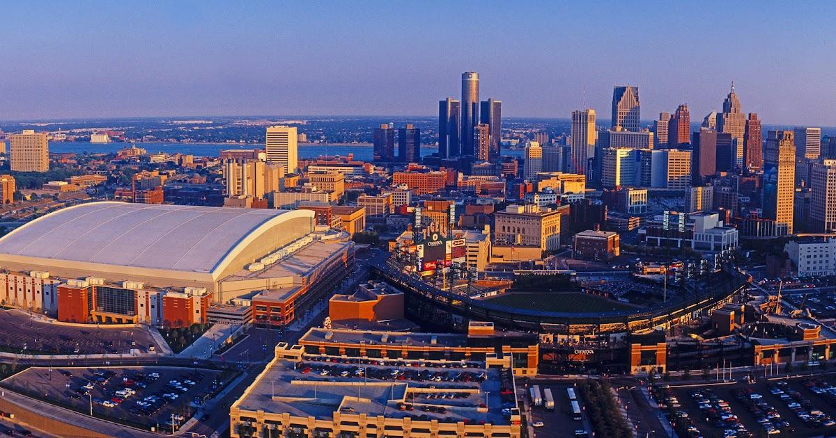 Positive detroit report greater downtown detroit near for Rose city motors michigan