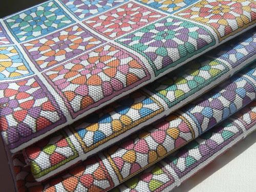 Granny fabric 3