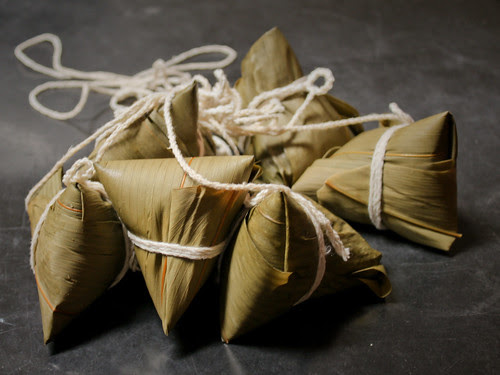 碱水粽 (Jian Shui Zong)