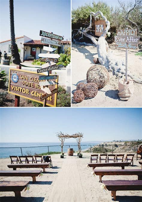 San Clemente Historic Cottage Wedding