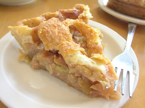 Vanilla Salted Caramel Apple Pie