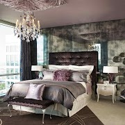 Cool Luxury Grey And Silver Bedroom Ideas Photos