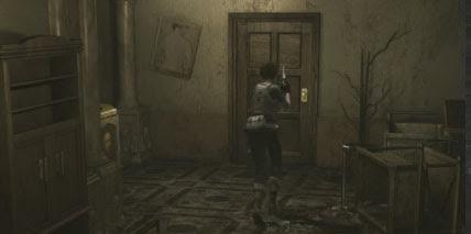 Skipping door scenes in Resident Evil 0 / biohazard 0 HD REMASTER