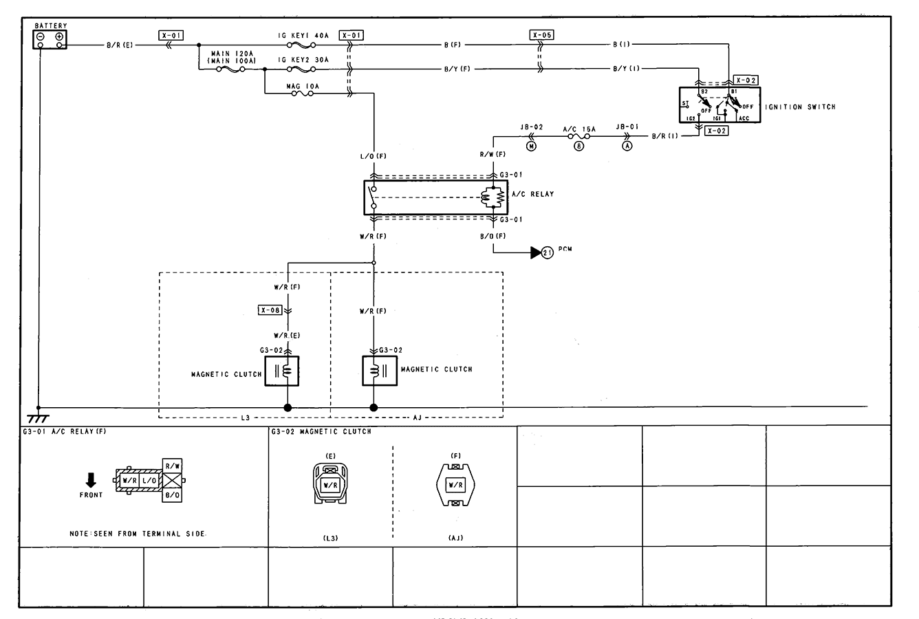 2010 Mazda 3 Stereo Wiring Diagram