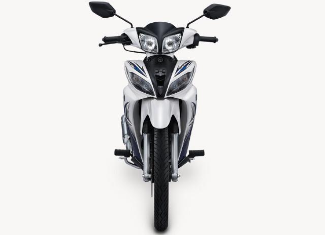 Warna Baru Yamaha Jupiter Z