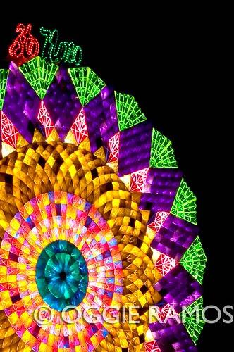 Pampanga Giant Lantern Festival Brgy. Sto. Niño Parol Patterns