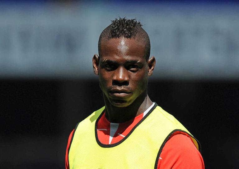 Balotelli handed Liverpool debut at Spurs