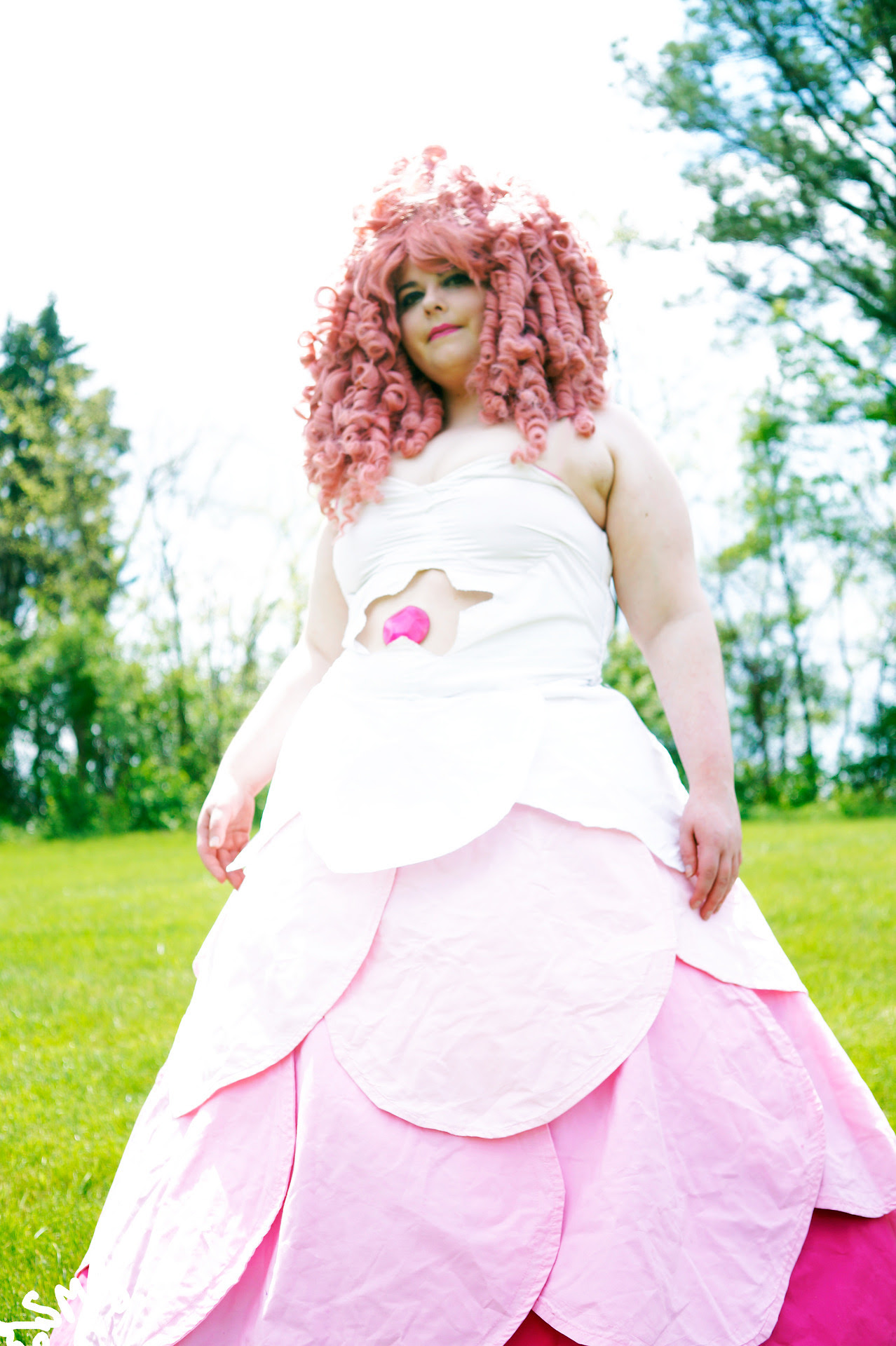 So, my friend @sparrowmoose sent me my photoshoot of Rose a couple of days ago and I am in love! Ahh, thank you so much.