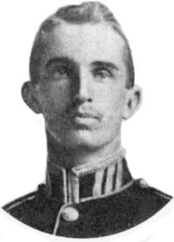 Lieutenant Alexis Helmer, 1st Brigade Canadian Field Artillery (source: A Crown of Life)