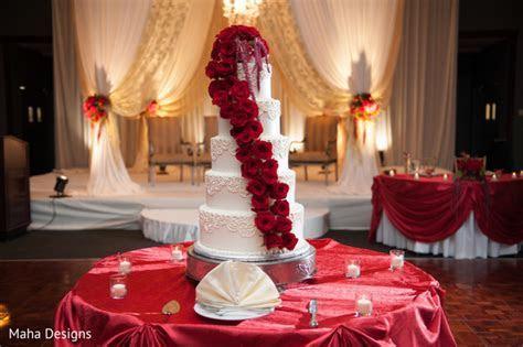 Chicago, IL Pakistani Wedding by Maha Designs   Maharani