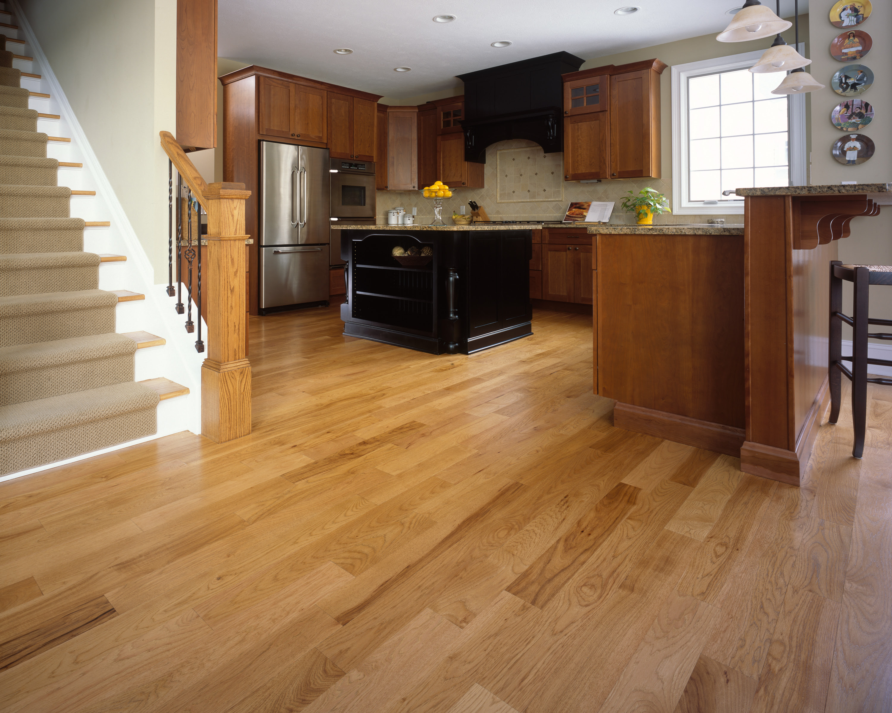 Wood Floor for Kitchen