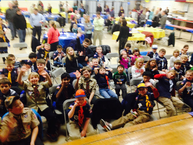 Cub Scout Shows Blue And Gold Banquet Entertainment Richard Paul