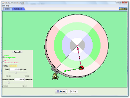 Screenshot of the simulation Ladybug Revolution