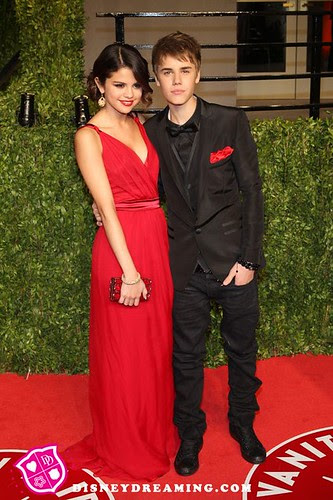 Justin Bieber, Selena Gomez by Fashion Photography Glamour